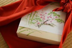 南高梅の梅干しの贈り物